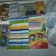 Новогодние подарки, Новогодние шарики, мыло, полотенце, литература детская