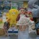 Новогодние подарки, игрушки, чай, сахар, халва, ананасы, вафли, пастила, Барни, манная каша, макаронные изделия, тушенка
