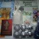 Новогодние подарки, елочные украшения, игрушки, перчатки
