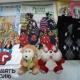 Новогодние подарки, одежда, игрушки