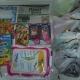 Новогодние подарки, иконы, куклы, набор ваятель, 2 заколочки, доска для рисования