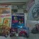 Новогодние подарки, зд пазлы, подсвечник, квилинг, чай, игрушки