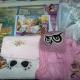 Новогодние подарки, постельное белье, носки, пазлы, конструктор Лего, кукла, жилетка, шапка