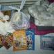 Новогодние подарки, мишка, детская литература