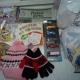 Новогодние подарки, лего, книжечки развивающие, набор машинок, кукла, шапка и перчатки