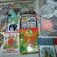 Новогодние подарки, набор машинок, литература детская, лего