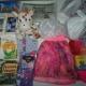 Новогодние подарки, детская литература, игрушки, носки, легенсы