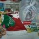Новогодние подарки, детская литература, средства личной гигиены, наклейки, игрушки