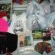 Новогодние подарки, пазлы, носки, перчатки, санки, игрушки, средства личной гигиены