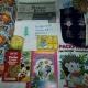 Новогодние подарки, продукты, средства личной гигиены, игрушки