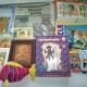 Новогодние подарки, игрушки, пазлы, новогодние украшения, литература детская