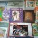 Новогодние подарки, пазлы, литература детская
