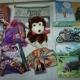 Новогодние подарки, литература детская, пазлы, игрушки