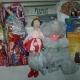 Новогодние подарки, литература детская, блокноты, игрушки