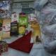 Новогодние подарки,школьные принадлежности, куртки, джинсы, носочки, кукла, литература, продукты и сладости