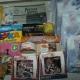 Новогодние подарки, чай, сгущеное молоко, вафли, паштет, литература детская, пазлы