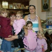 Семья Пахомовых. Второй визит.