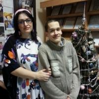В Доме Милосердия сирота и инвалид Саша