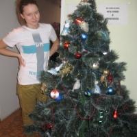 Алиса Тарсеева. Зимняя сессия и каникулы в Доме Милосердия