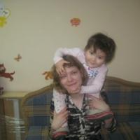 Маша и маленькая Ева