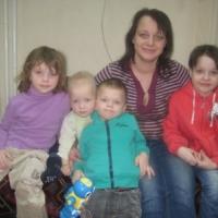 Марина С. и четверо детей. Реабилитация