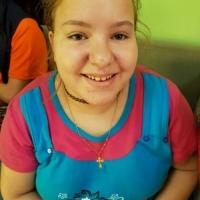 Наталья А. 15 лет, инвалид без попечения родителей, на реабилитацию (Дом Милосердия)
