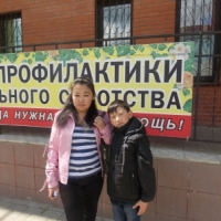 Туйара и Глеб из Якутии (проект профилактика социального сиротства)