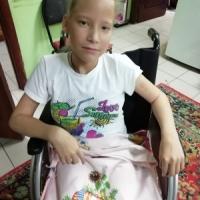 Алёнушка из Забайкальского Края. Этой чудесной девочке 15 лет