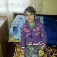 Валечка, 10 лет, сирота из Приморского края