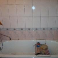 Обновленная ванная комната
