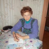 Тамара Александровна пишет расписку о получении 5000 рублей