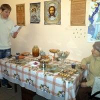 Сын Оксаны Михайловны Сергей  читает поздравление в стихах...