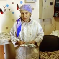 Римма Григорьевна очень благодарит Антона и Алену за оказанную помощь!