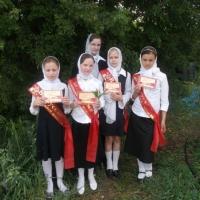 Выпускницы младшей школы