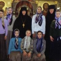Начало приюта 2003 год.  Первые воспитанницы