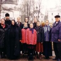 В гости в приют приезжает  Мария Георгиевна Жукова,  дочь маршала Жукова