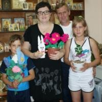 Семья Дорош. Третий визит