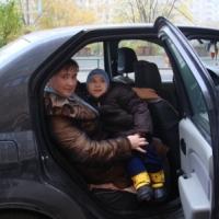 Семья Плотниковых. Первый визит.