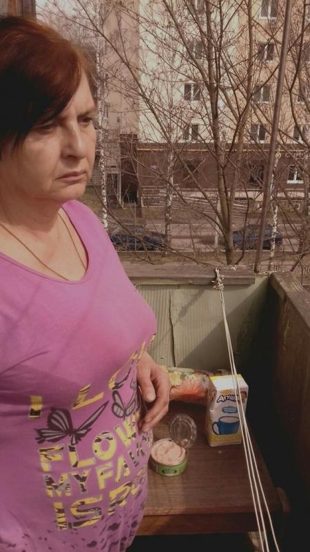русская мамочка с друзьями сына